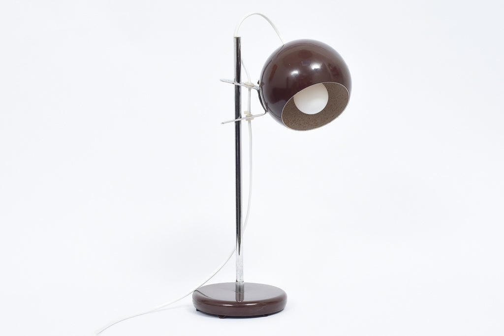 1970s Danish table lamp