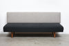 1960s Danish daybed with new upholstery