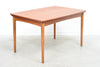 LeneJuly18 Extending dining table in teak