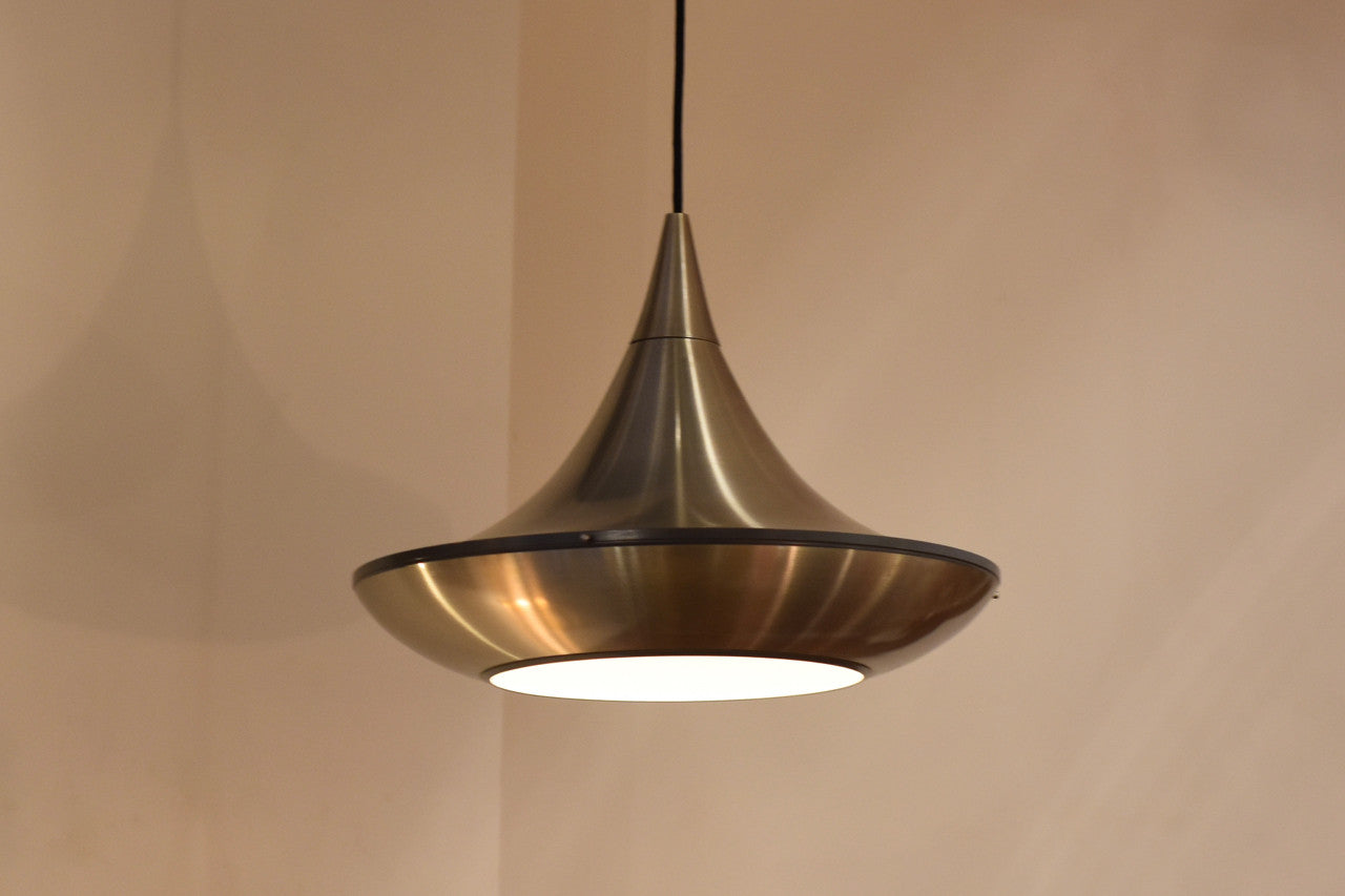 Not specified Danish chrome ceiling light