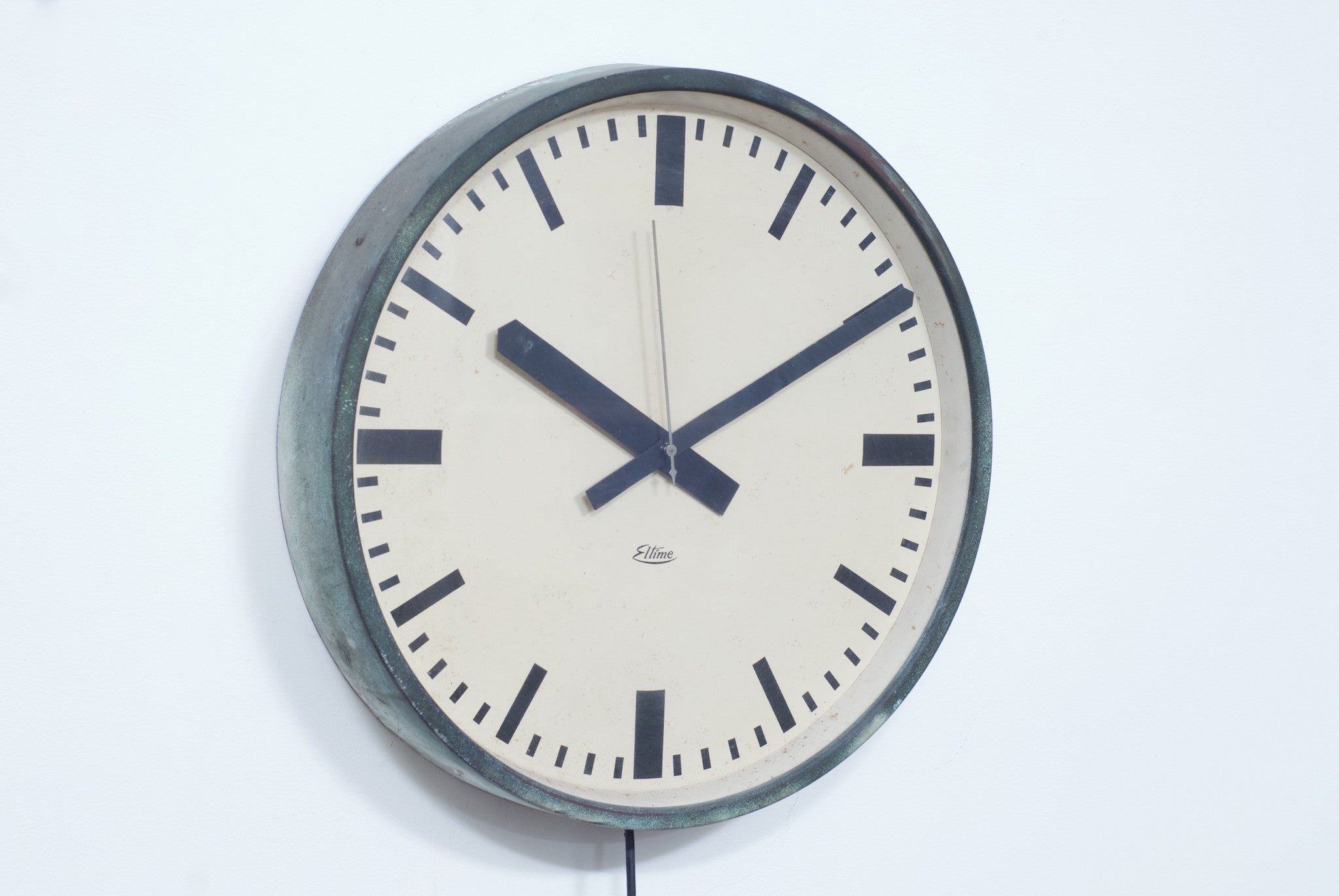 Not specified Copenhagen airport wall clock by Eltime