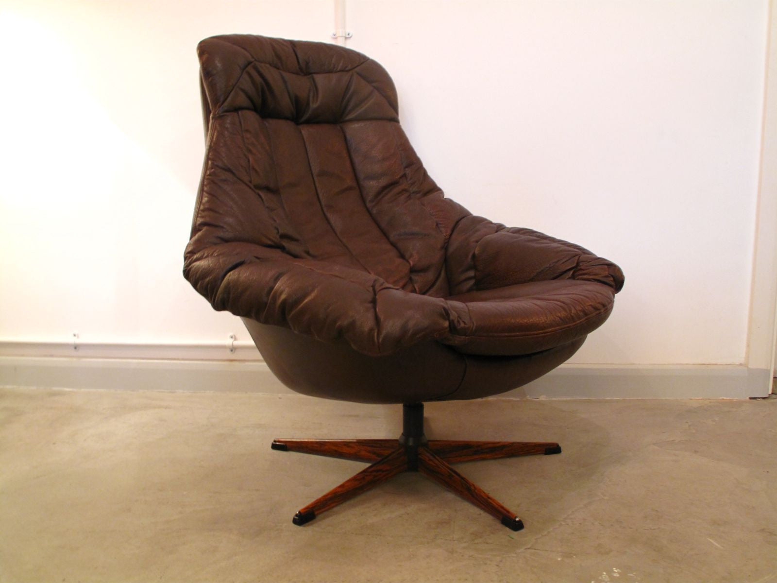 Bucket chair no. 2 by H.W. Klein