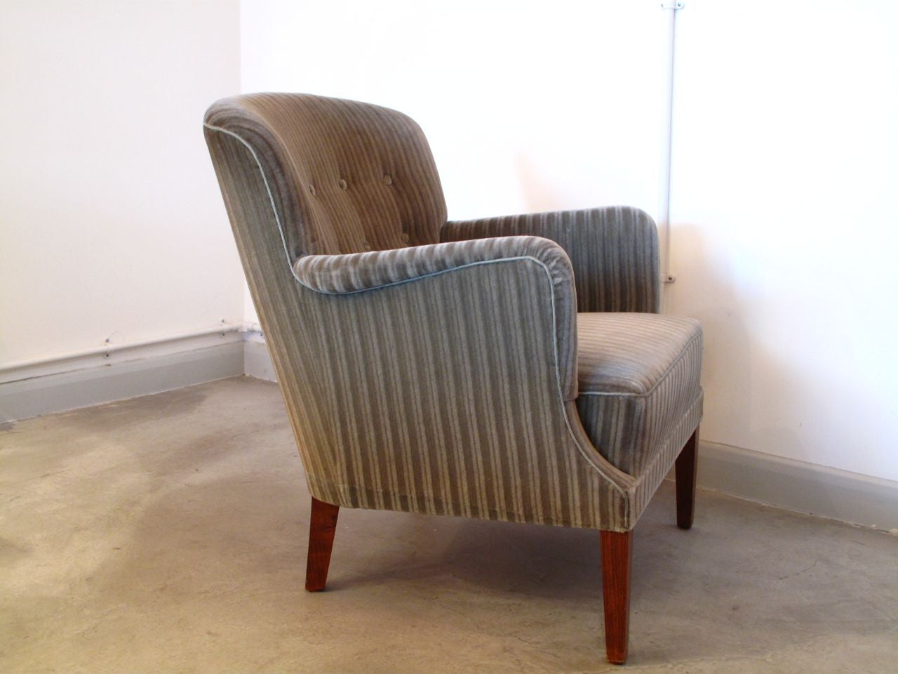 1940s/1950s occasional chair