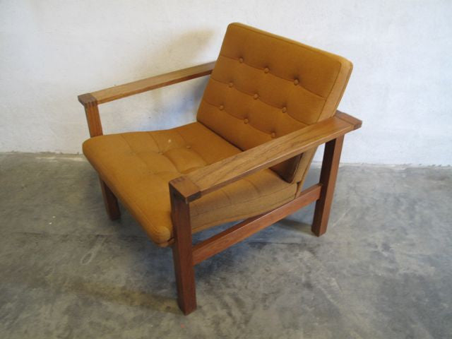 Lounge chair by Knudsen