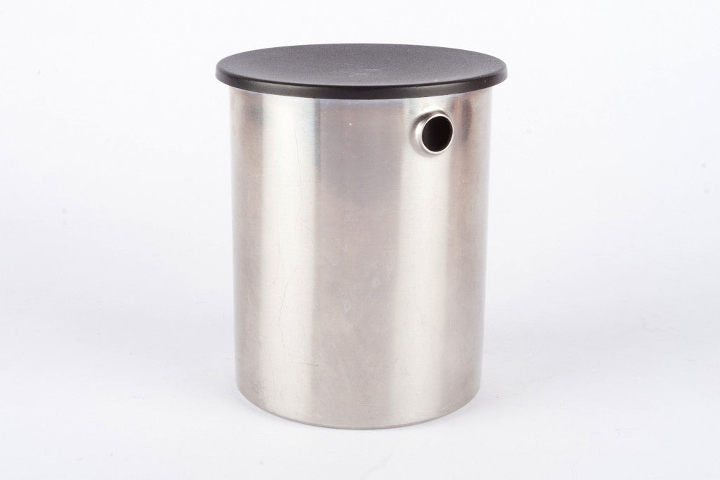 Stainless steel milk jug by Stelton