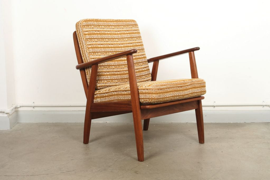 Teak lounger no. 2