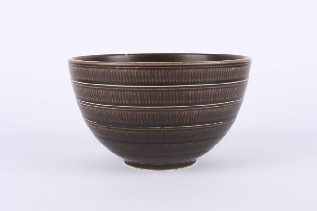 Small bowl by Nils Thorsson for Alumina