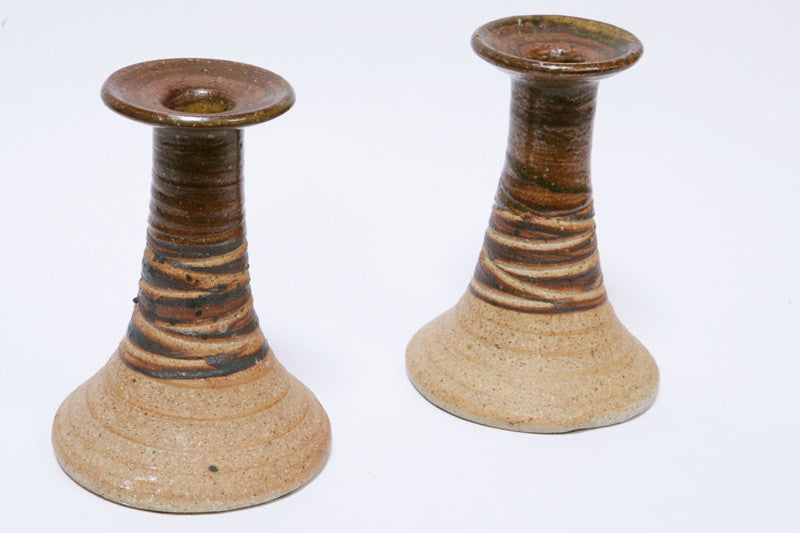 Chase & Sorensen Candle holders