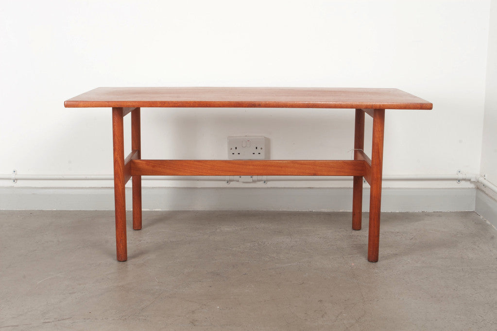 Teak coffee table by Poul Volther