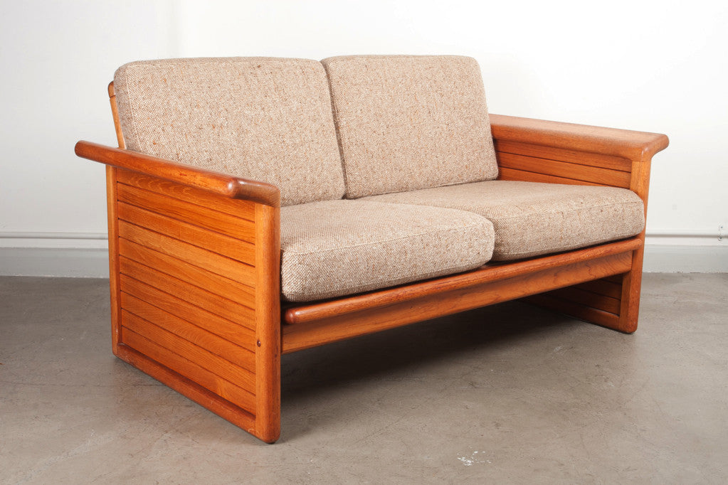 Two seat sofa by Skipper