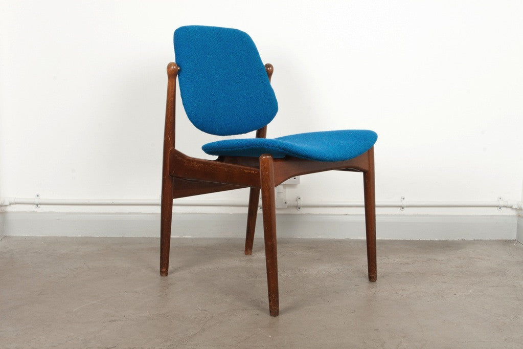 Chase & Sorensen Desk / dining chair by Arne Vodder