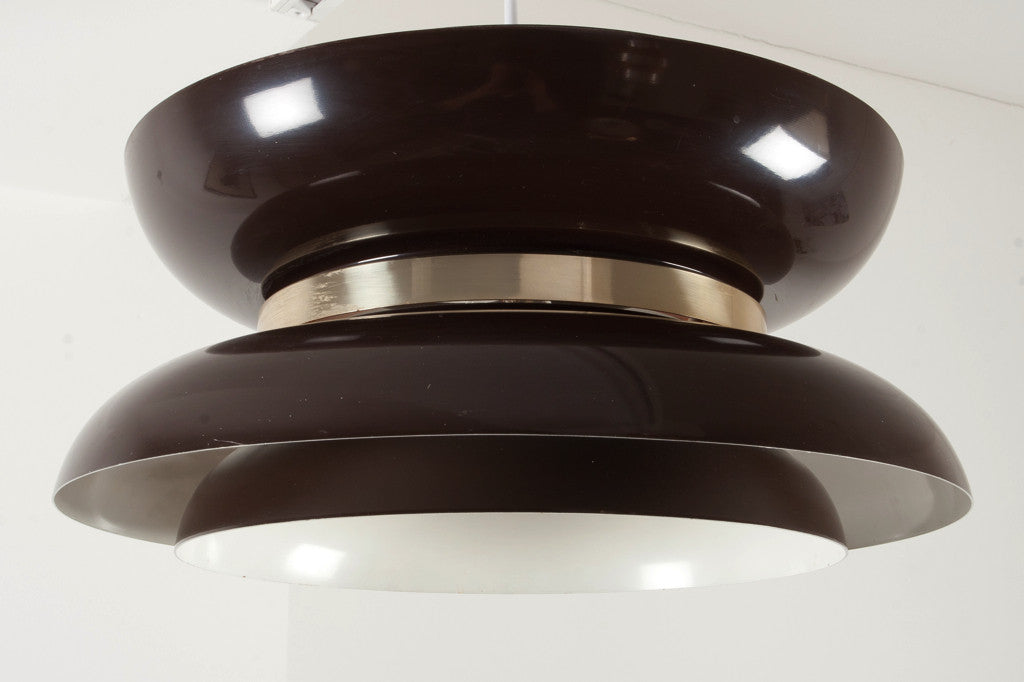 Chase & Sorensen Ceiling lamp by Carl Thore