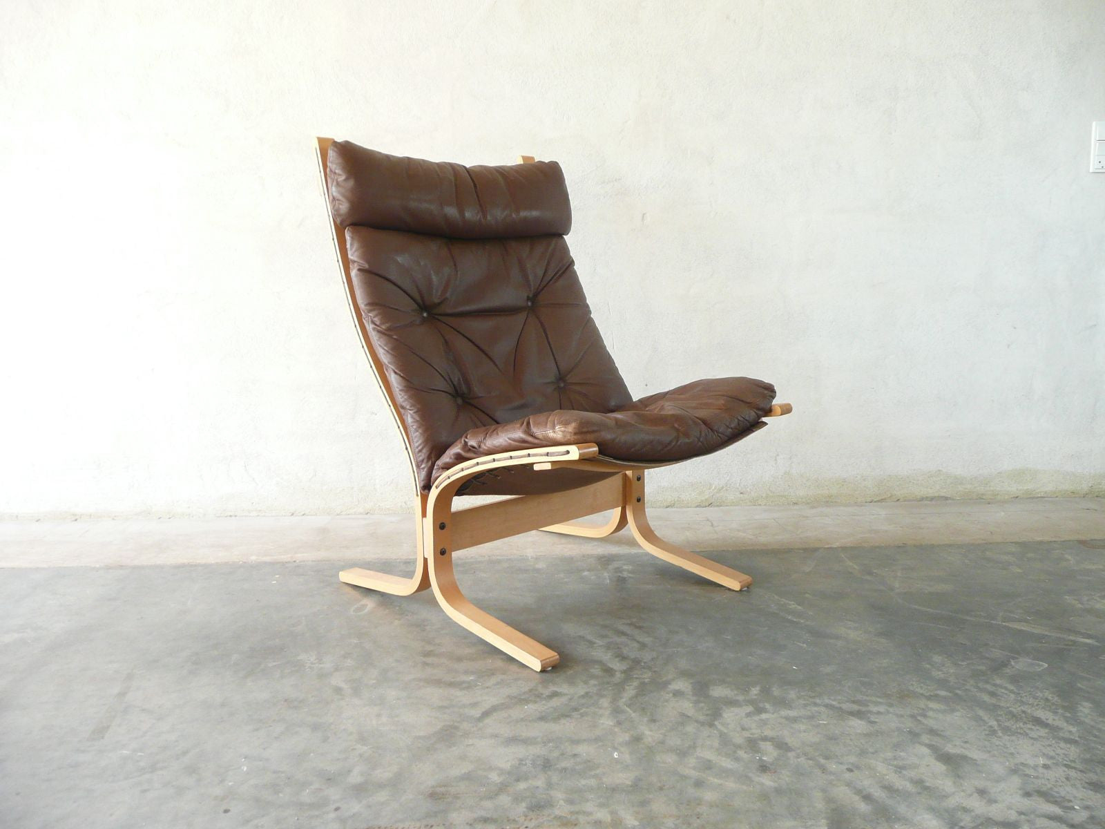 Siesta lounge chair by Westnofa