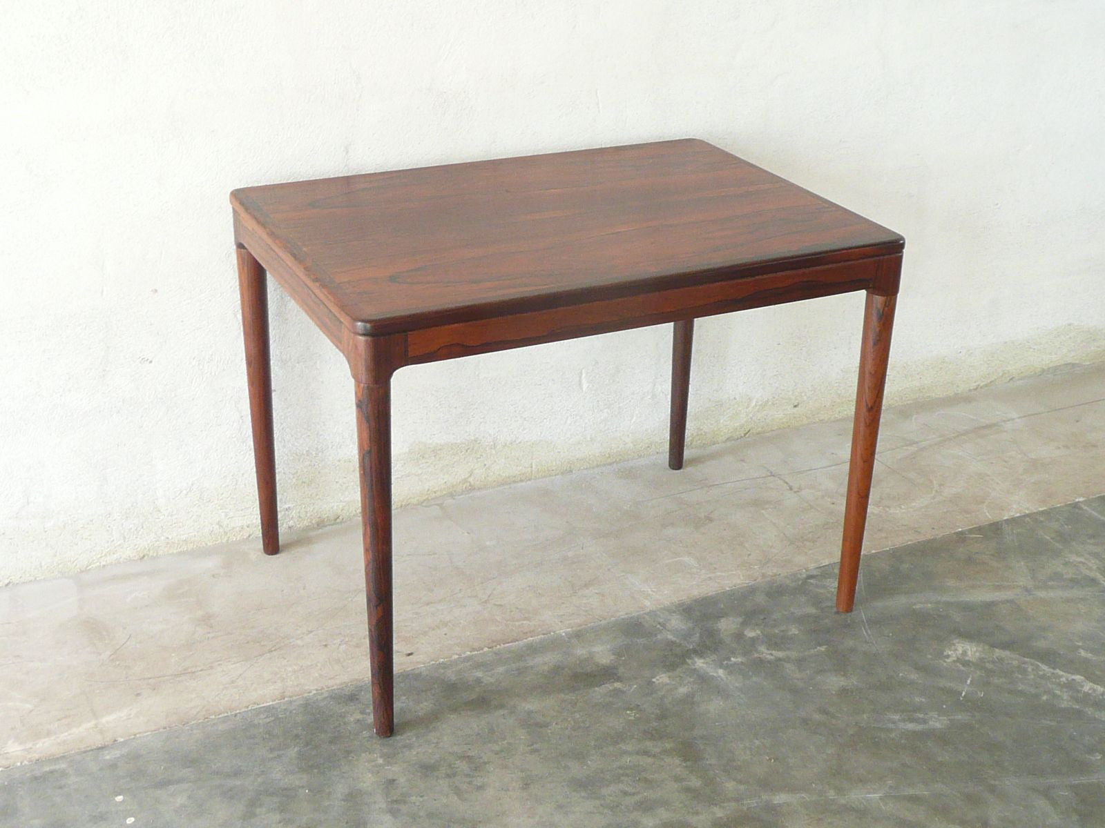 Rosewood occasional table by Mogens Kold