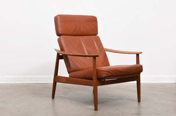 Model FD 164 reclining lounger by Arne Vodder