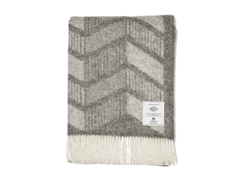 Arrow wool blanket by Low Key