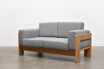 Two seat 'Bastiano' sofa by Tobia Scarpa