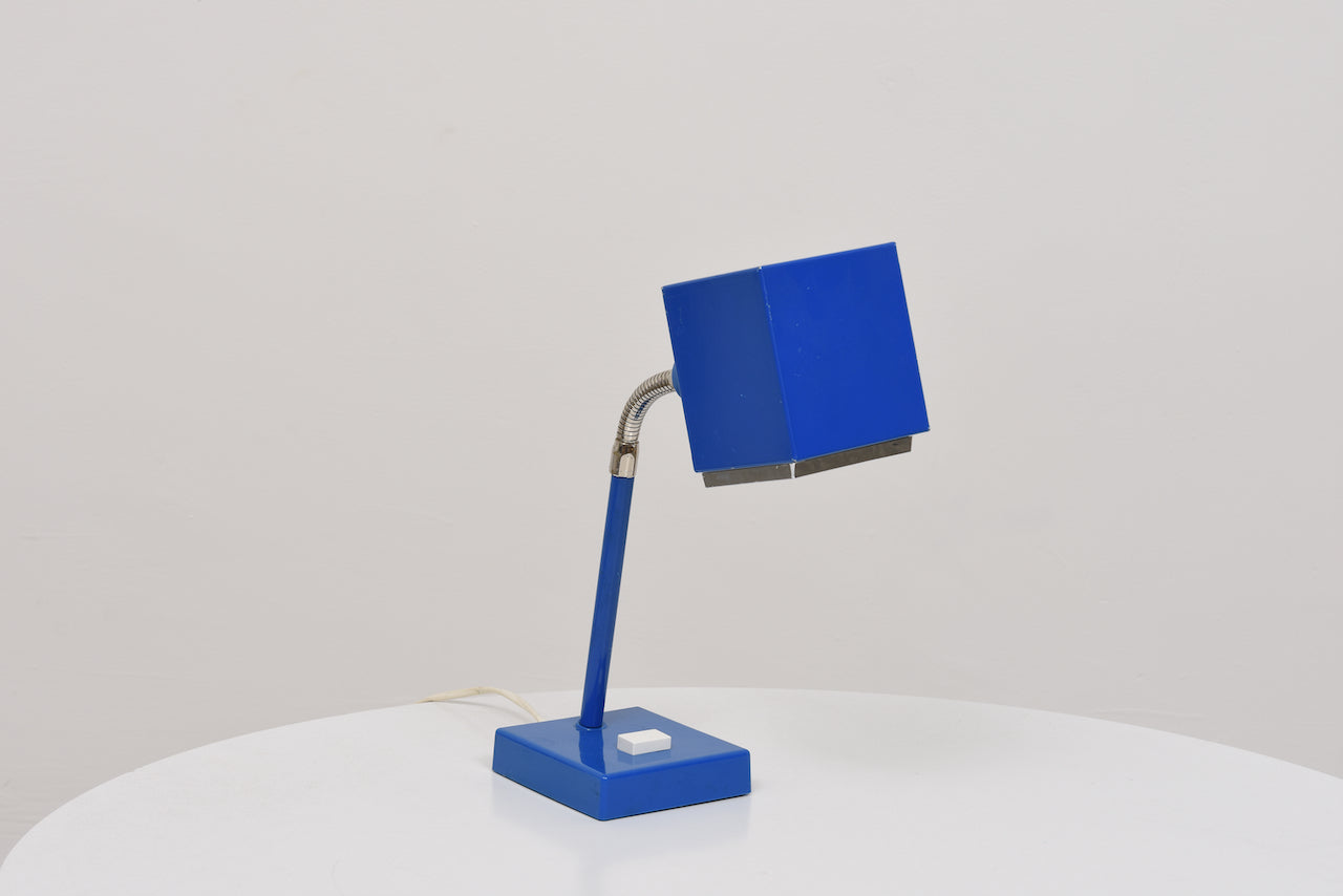 Kubik table lamp by Björn Svensson
