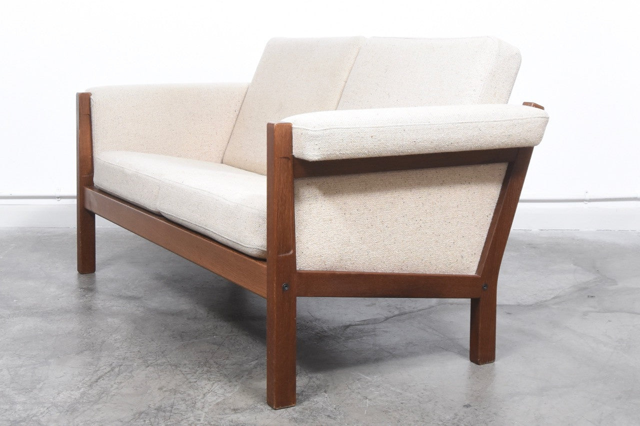 Not specified GE-40 two seat sofa by Hans Wegner