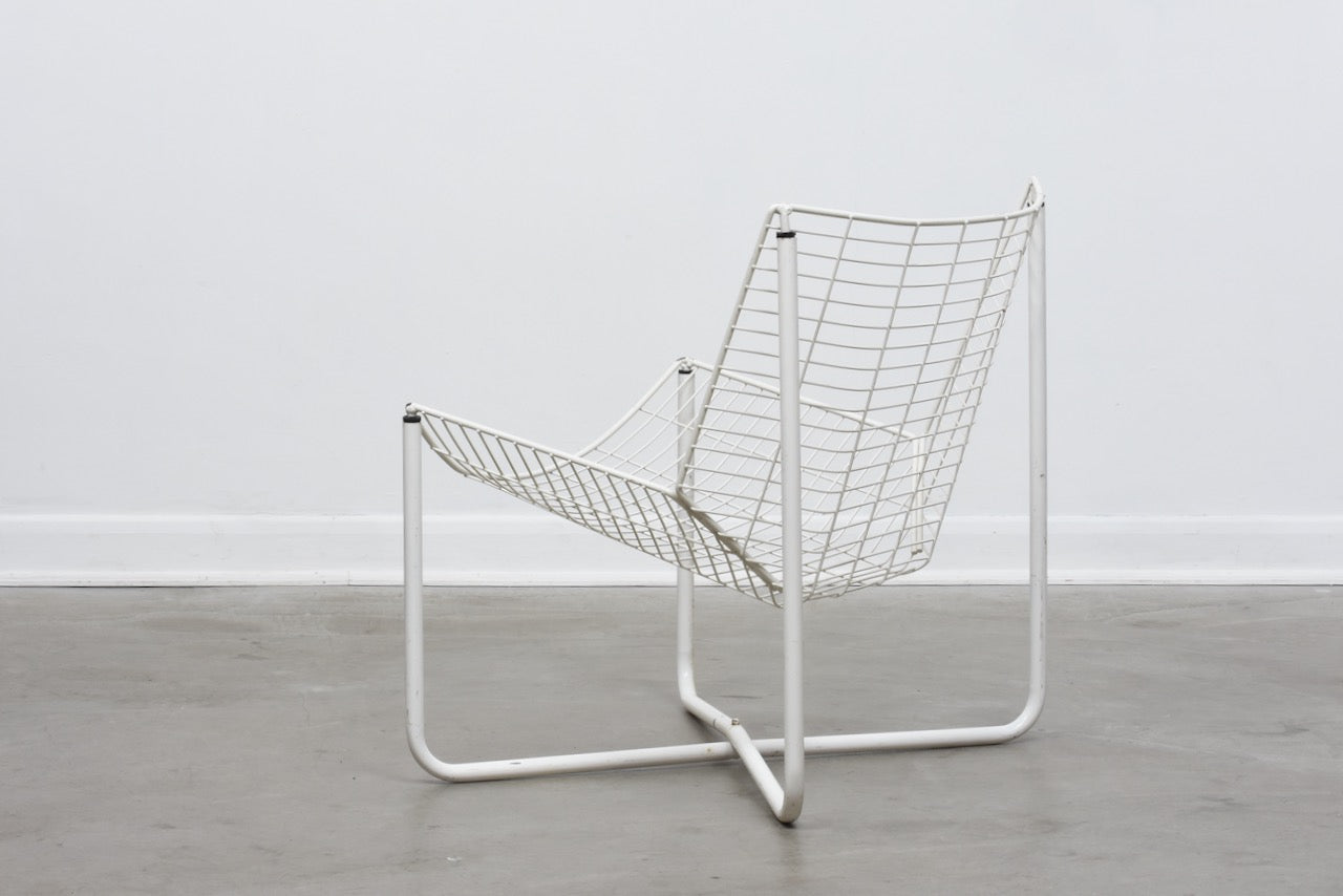 Two available: 'Jarpen' lounge chairs by Niels Gammelgard