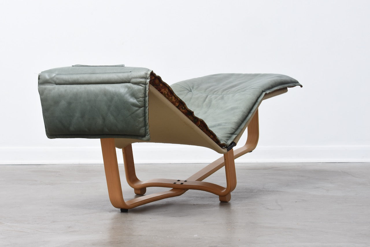 Chaise longue by Ingmar + Knut Relling