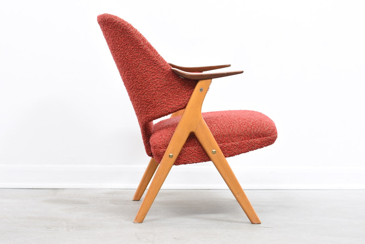 1950s Norwegian occasional chair