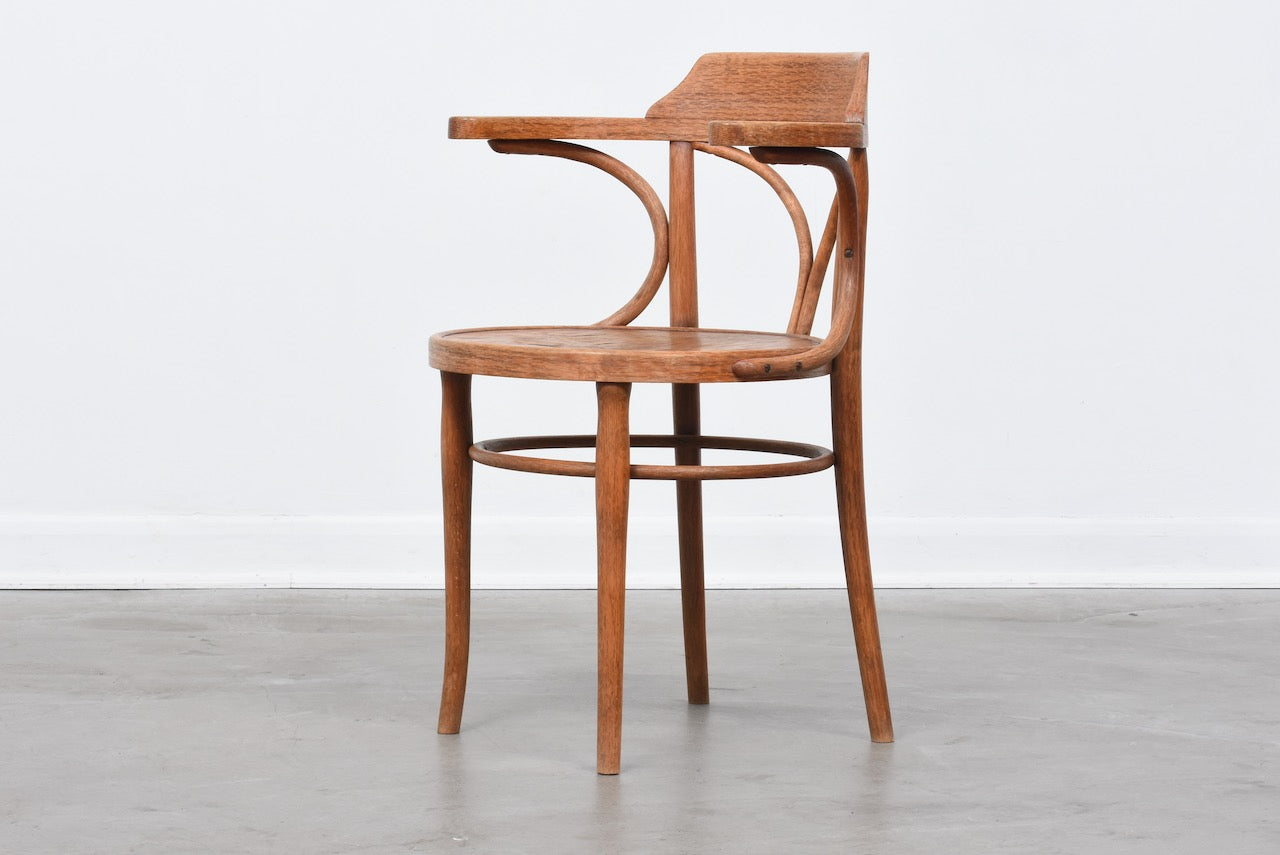 1940s bistro chair by Axel Kandell