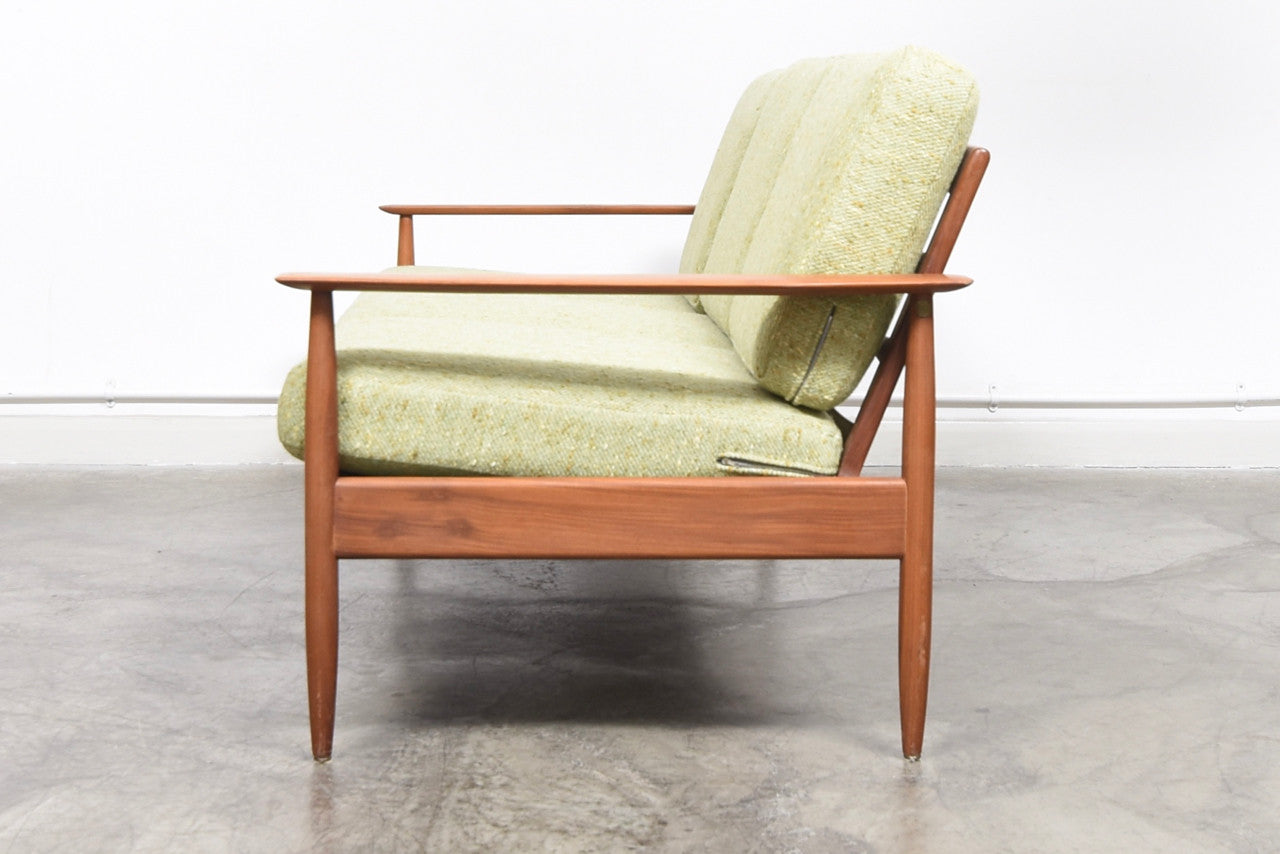StentebjergJuly17 1960s teak sofa with sprung cushions