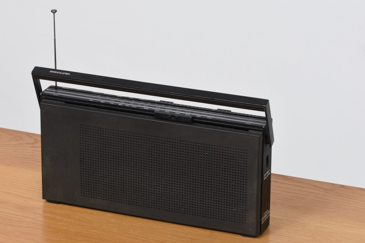 1970s Beolit 707 radio by Bang & Olufsen
