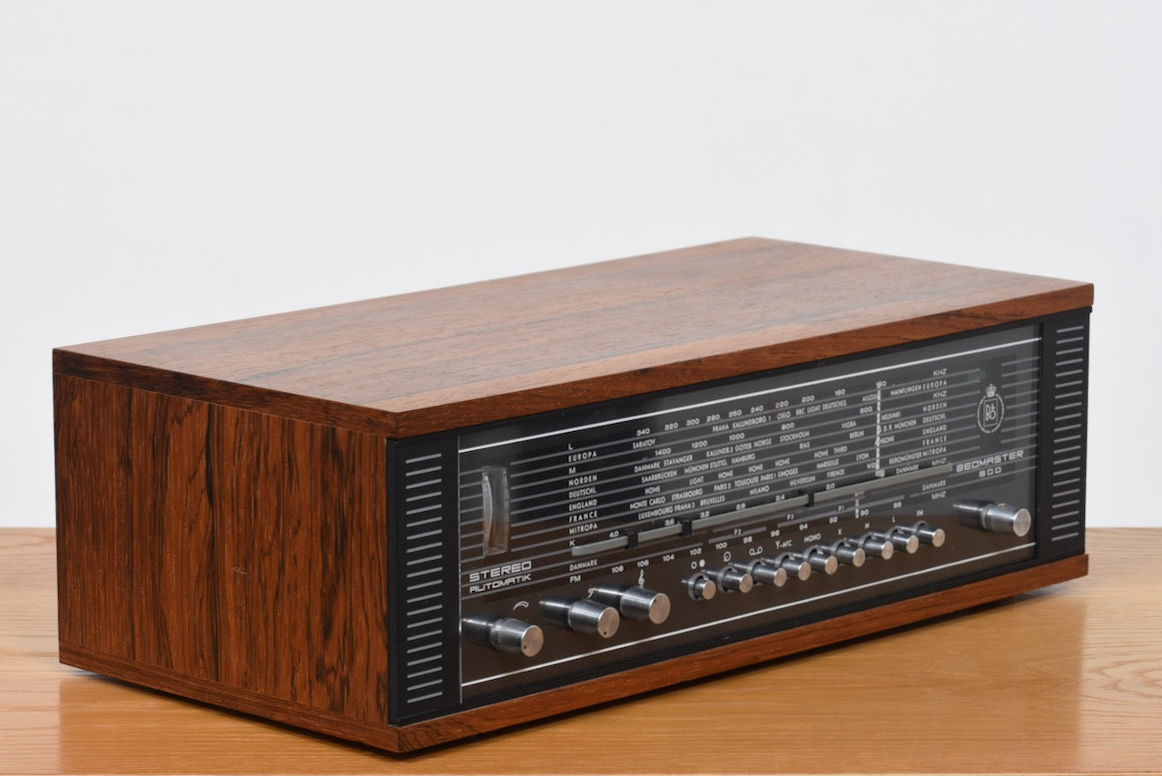 Rosewood Beomaster 900 by Bang & Olufsen