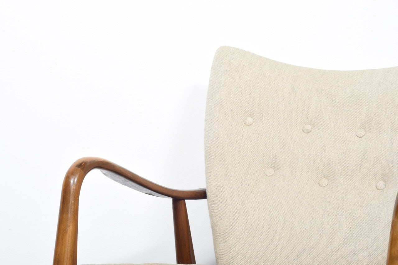 Not specified Easy chair by Arne Vodder for Bovirke