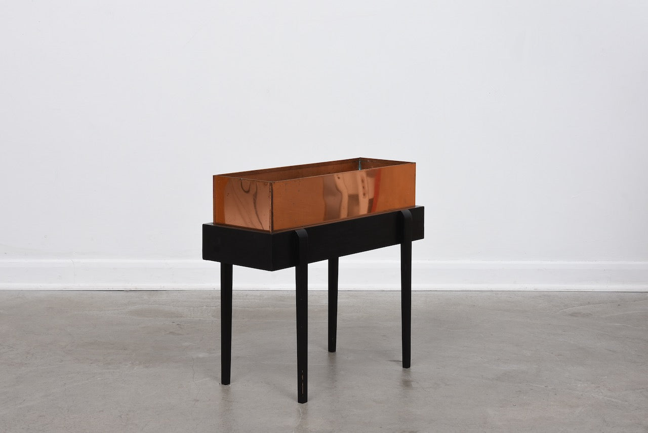 1960s copper planter by Hans Agne Jakobsson