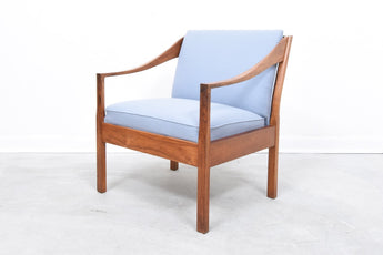 Two available: 1950s occasional chair in rosewood