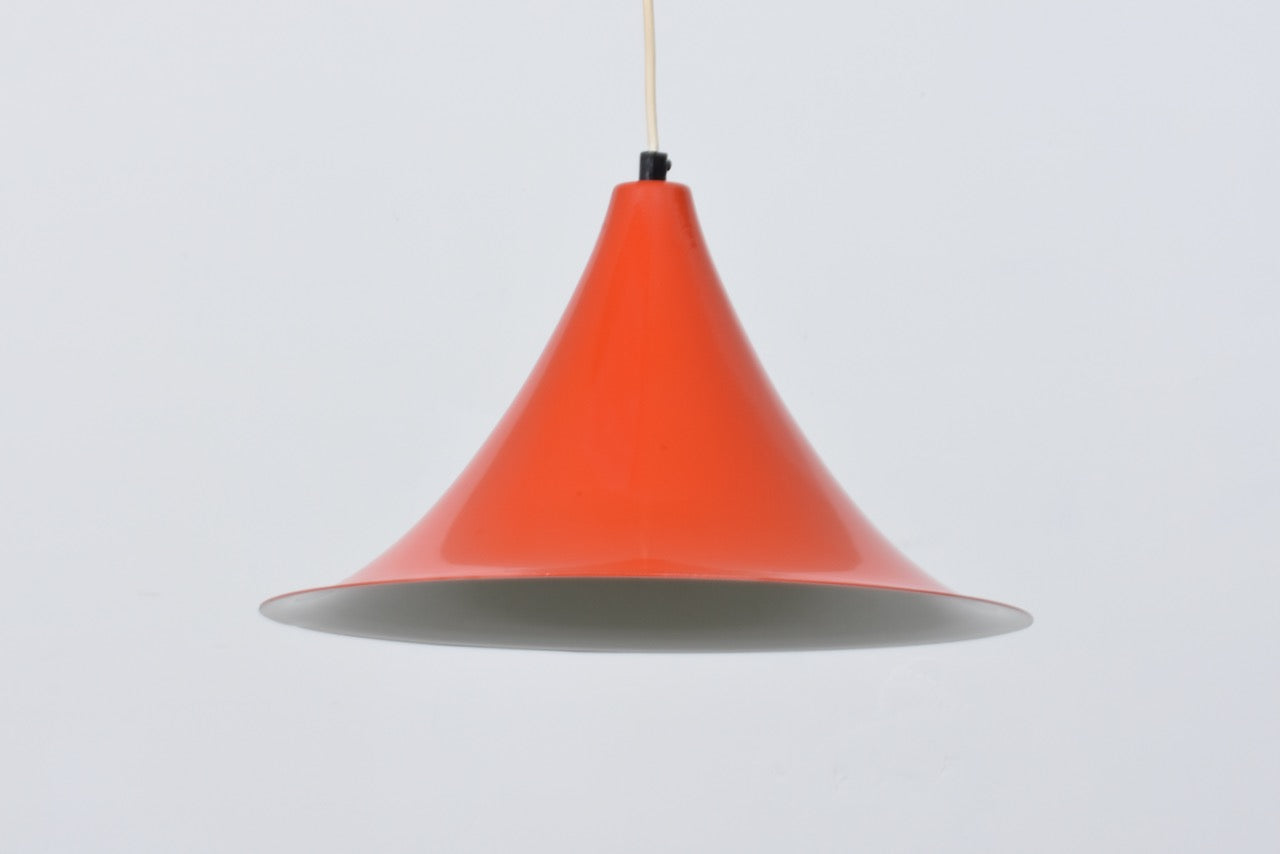 1970s Danish ceiling light