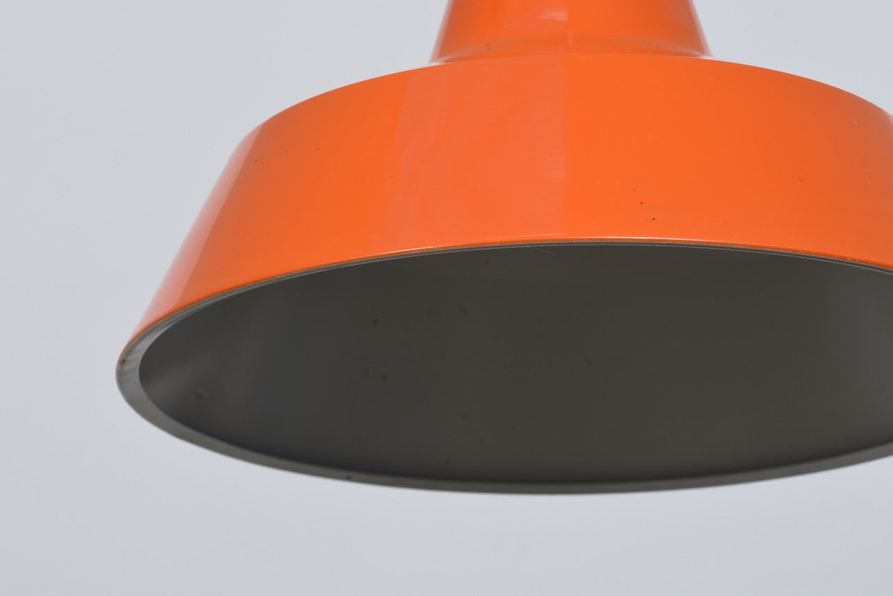 1960s workshop ceiling lamp