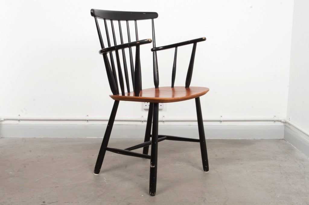 Single dining / desk chair by Farstrup MÌübler