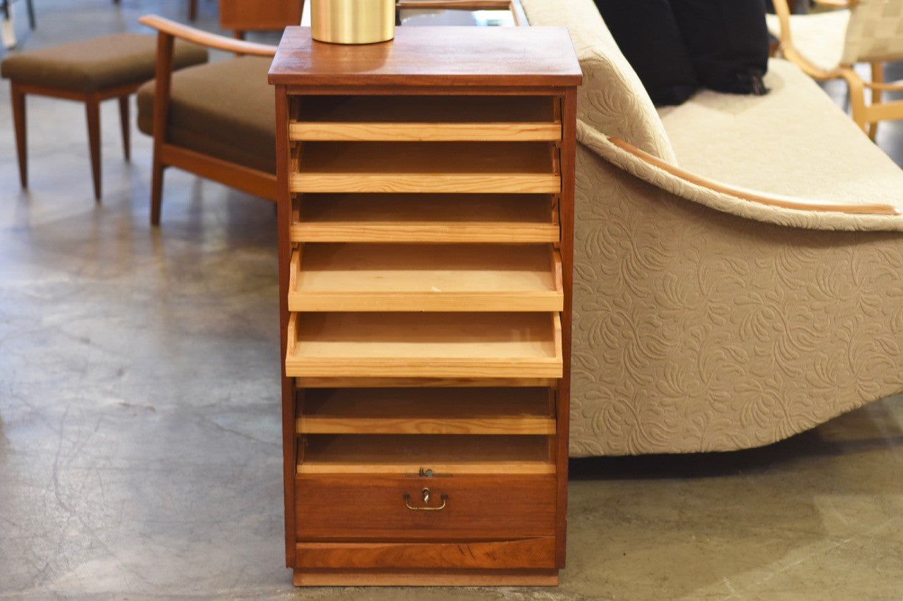 Just in: Teak filing cabinet