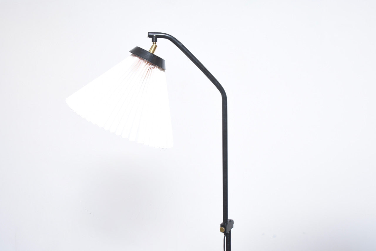 Height adjustable floor lamp by Le Klint