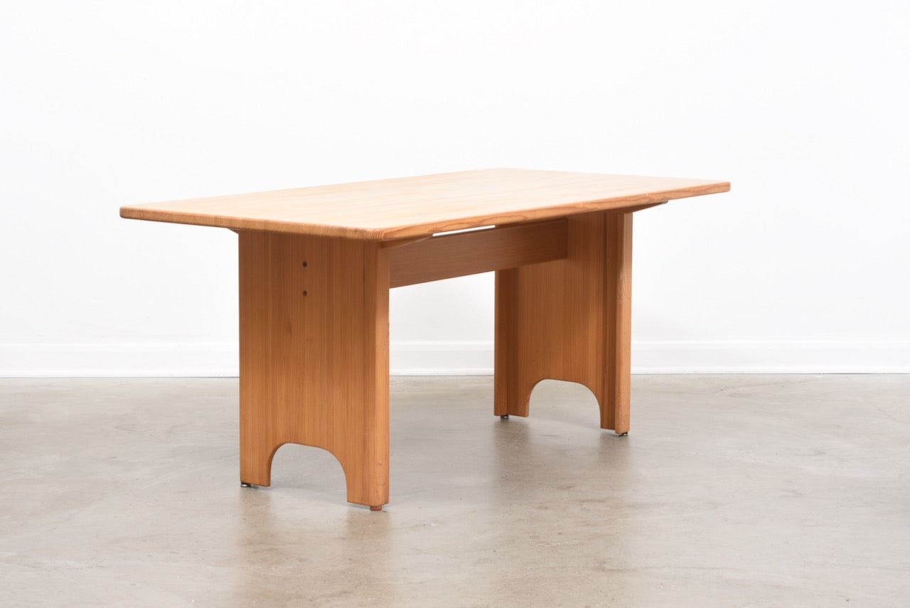 1970s dining table by Yngve Ekstrom