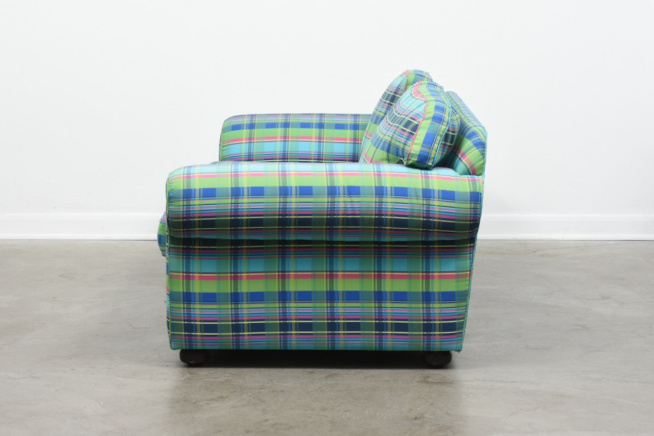 1980s two seat sofa by DUX