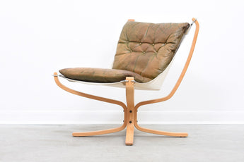 Falcon chair by Sigurd Ressell