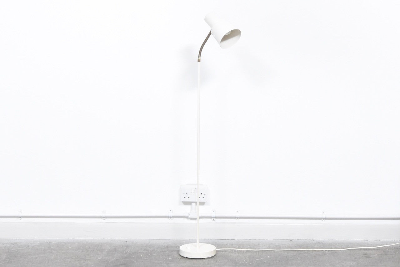 Not specified Floor lamp with white shade