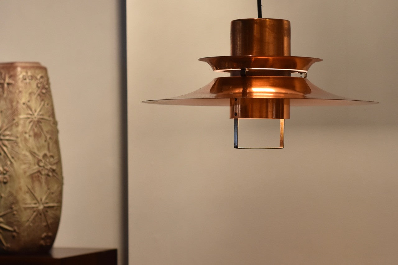 Not specified Copper pendant by Vitrika
