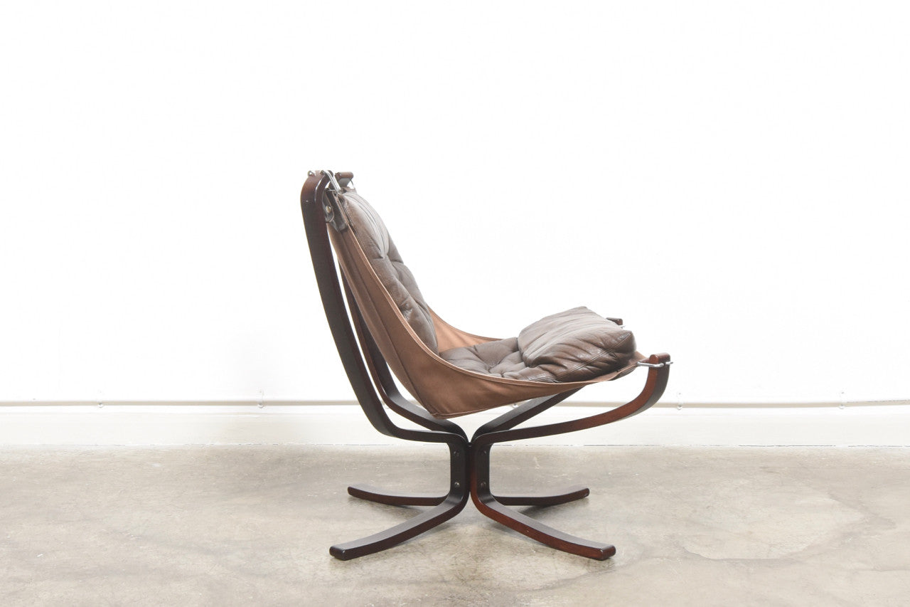 Falcon chair by Sigurd Ressel