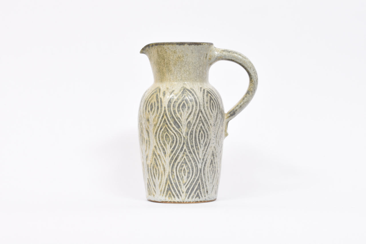 Ceramic pitcher by Johannes Andersen