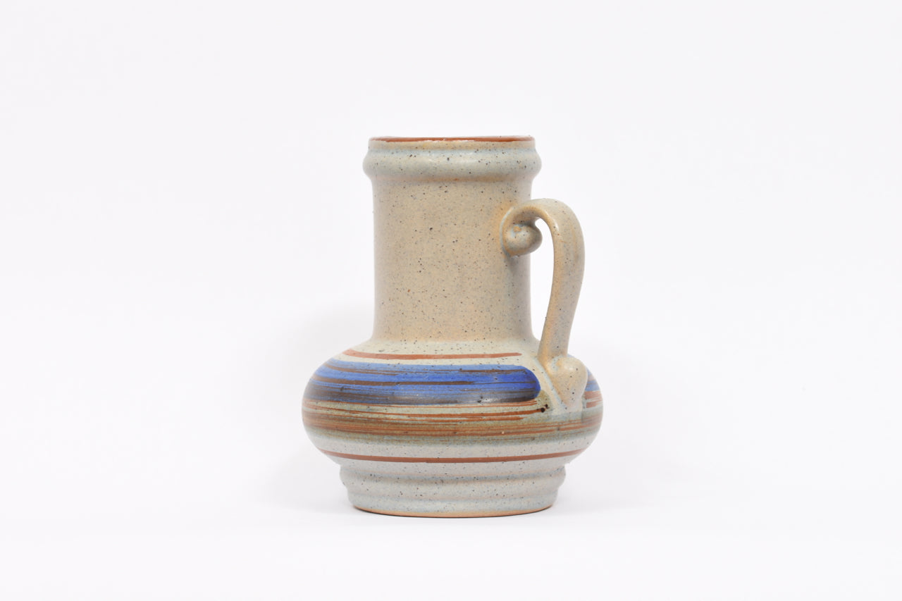 Ceramic jug by Strehla