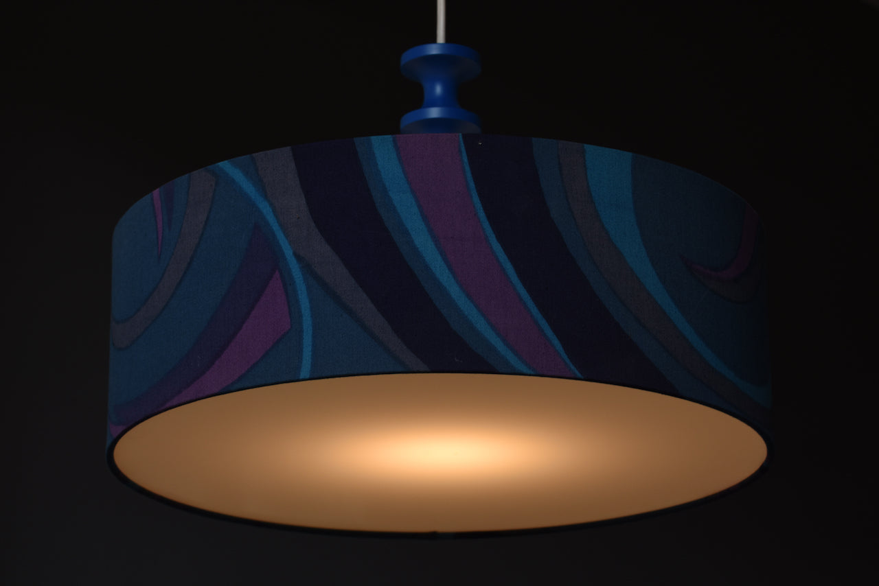 1960s ceiling light by Uno & Östen Kristiansson