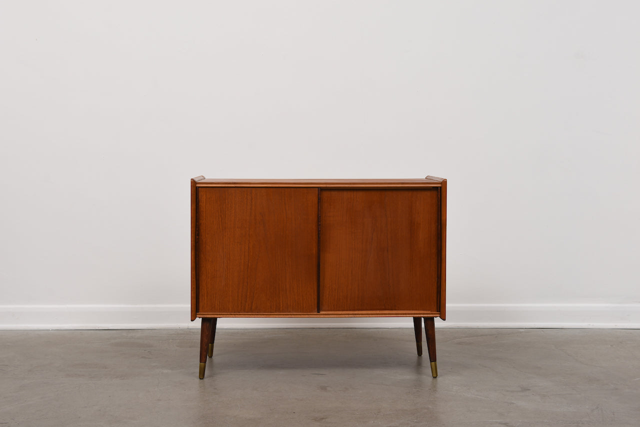 1950s Swedish teak sideboard
