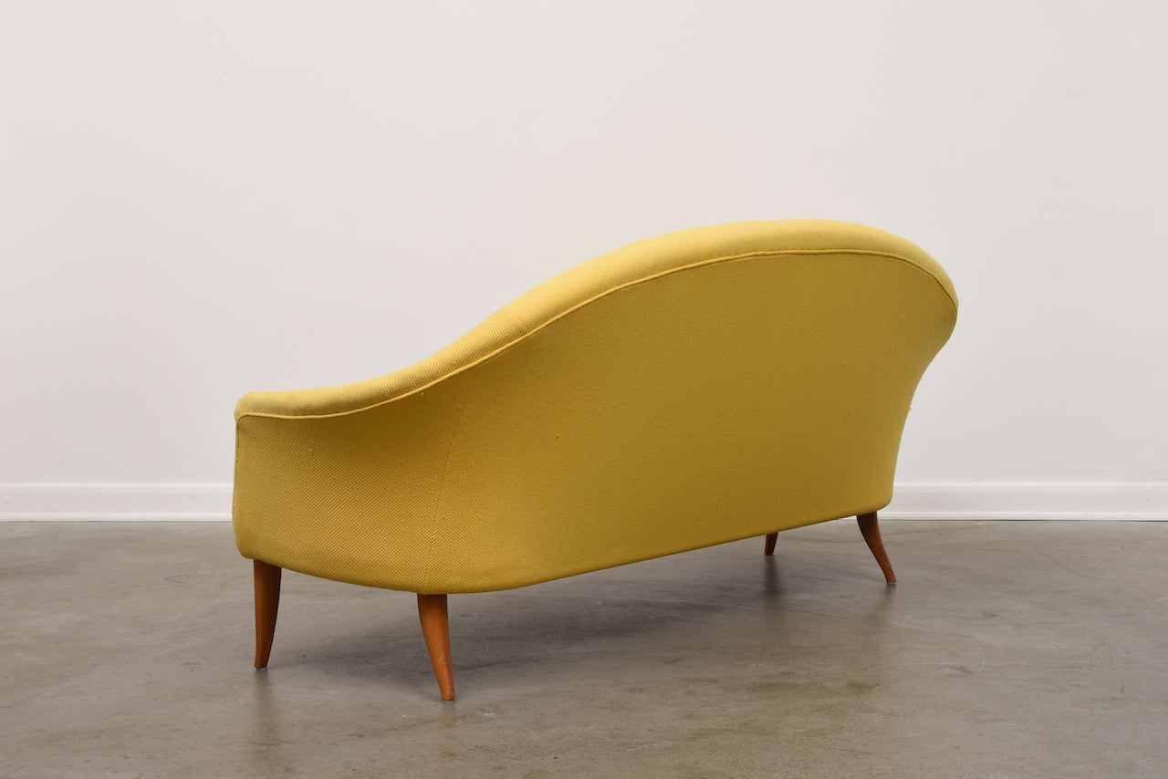 New upholstery included: Paradise sofa by Kerstin Hörlin-Holmquist
