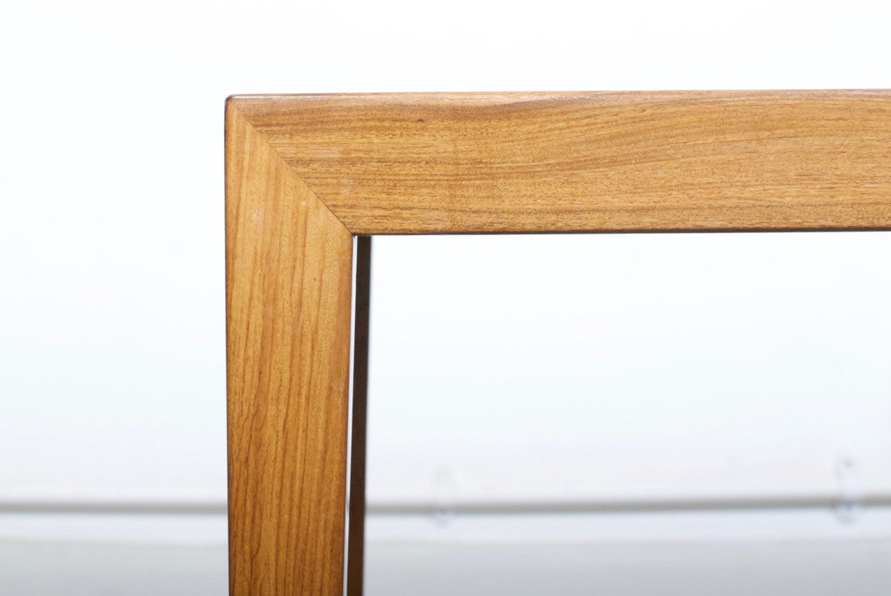 Rosewood coffee table by Haslev